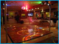 Lighted Dance Floor Sunset Watersports Key West